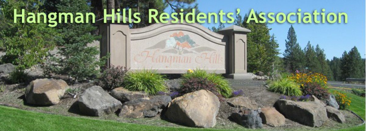 Hangman Hills Residents Association
